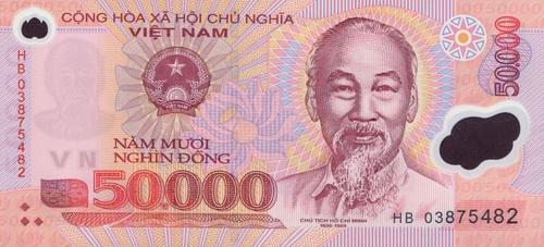 50.000 Vietnam Dong