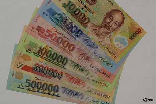 Vietnam Bank Notes Currency