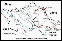 View trip map