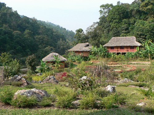 Pan Hou ecolodge - Ha Giang